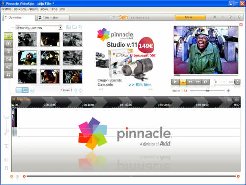 VideoSpin 2.0.0669 - Downloads - Minatica.be